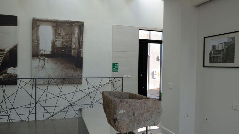 Eingangsbereich Villa Adeje auf Teneriffa