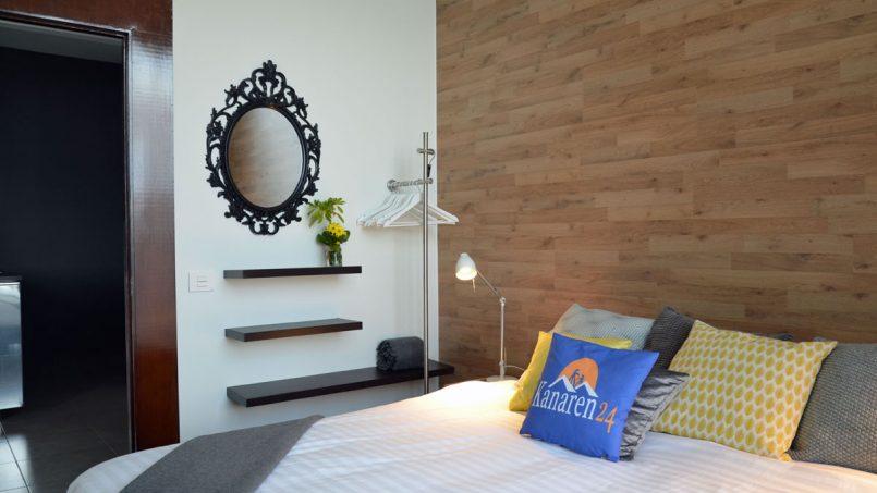 Regale und Kleiderstande 3. Schlafzimmer Villa Adeje auf Teneriffa